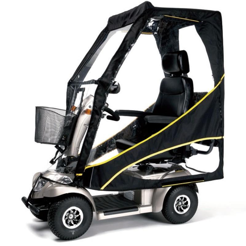 Protector para la lluvia Scooterpac