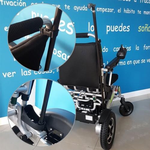 Silla de Ruedas Eléctrica con Plegado Automático H3 3