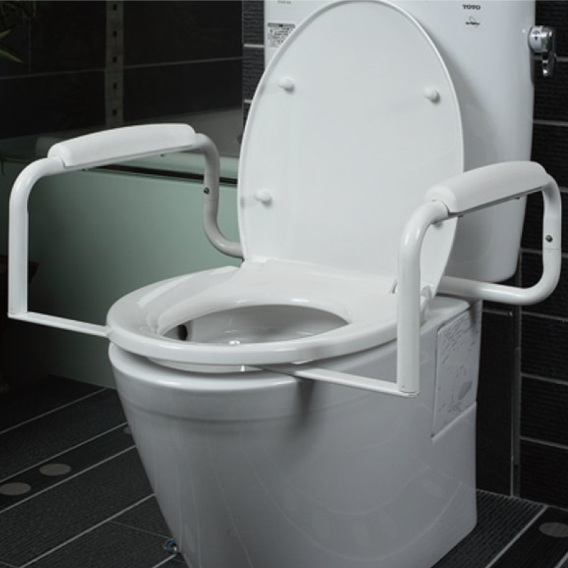 Apoyabrazos de seguridad para WC