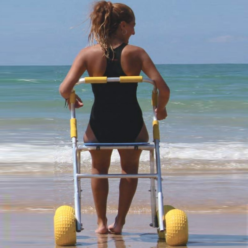 Andador para la Playa Walker Beach