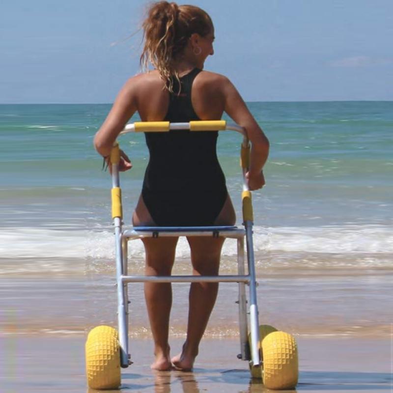 Andador para la Playa Walker Beach
