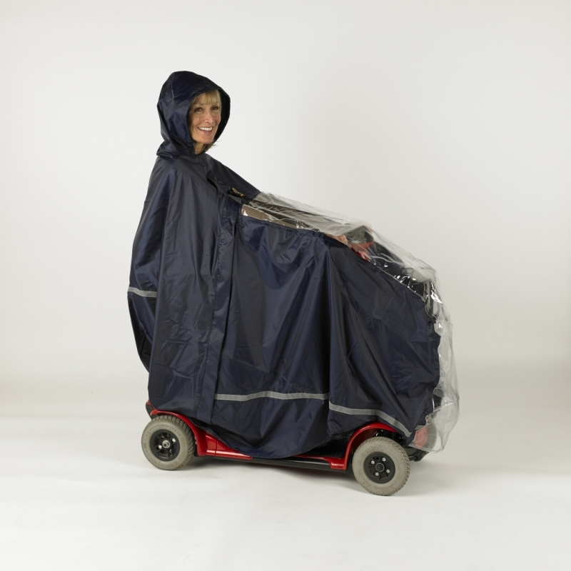 Capa Splash para Scooter Eléctrico