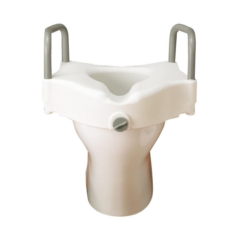 Elevador WC con Brazos y Fijador