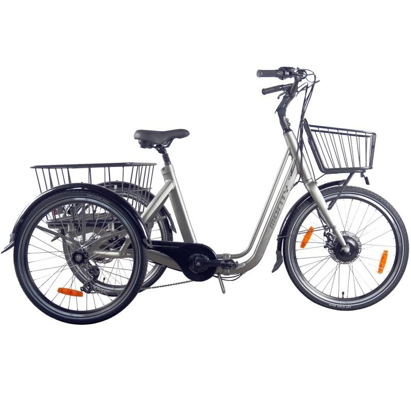 Triciclo Eléctrico Adaptado E134