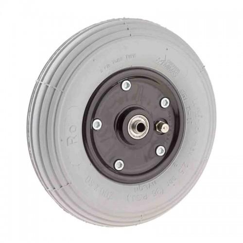 Ruedas Completas con Neumáticos Hinchables 180x45 - 200x50 con LLanta Partida