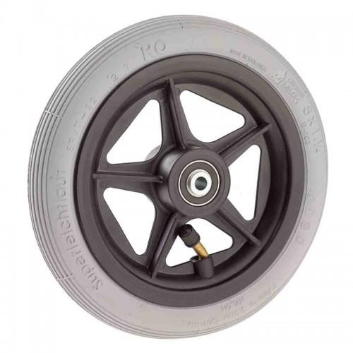Ruedas Completas con Neumáticos Hinchables 200x30