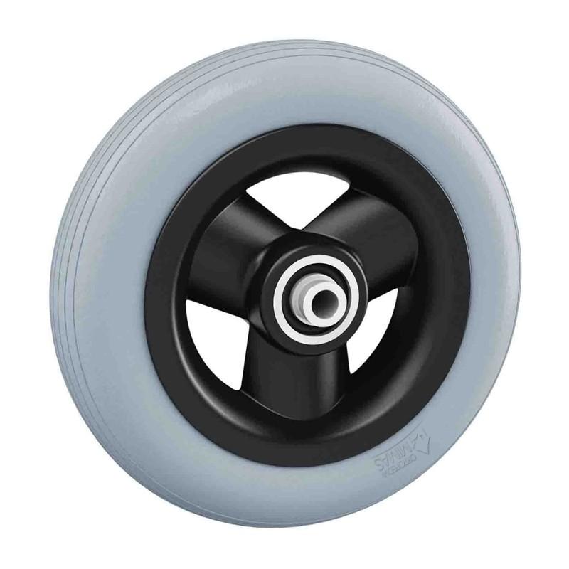 Ruedas Completas con Neumáticos de PU 150x30