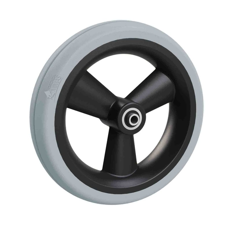 Ruedas Completas con Neumáticos de PU 200x42