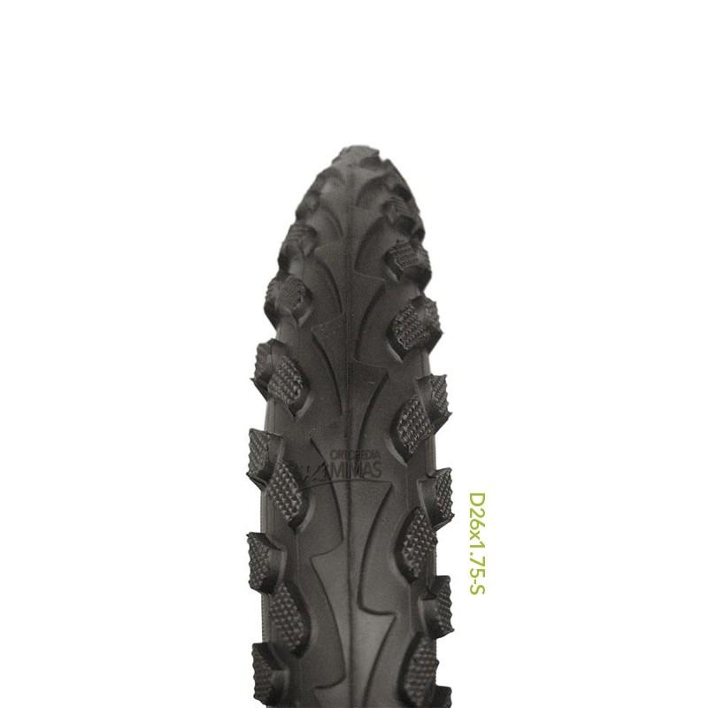 """Neumáticos para Sillas de Ruedas Manuales 26""""x1.3/8"""" 670x35 mm."""
