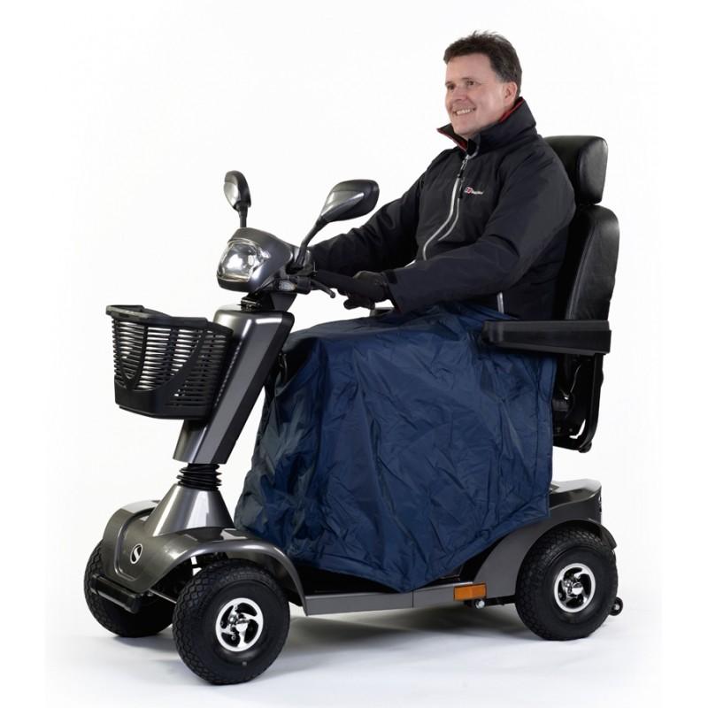 Funda para cubrir piernas scooter S400, S425 y S700