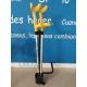 Soporte bastones universal para scooter eléctricos
