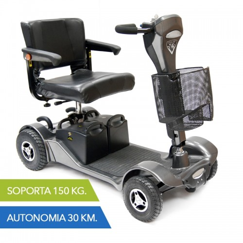 Scooter Eléctrico Sterling Sapphire 2