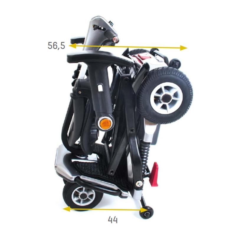 Scooter Eléctrico de 3 Ruedas Plegable I-Elite