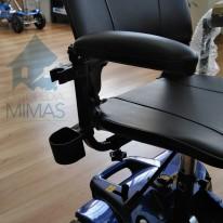 Soporte de bastones universal para scooter y sillas eléctricas