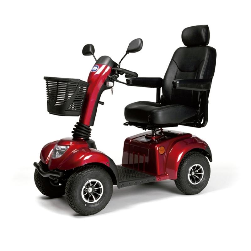 Scooter Eléctrico de 4 ruedas CERES 4 SE