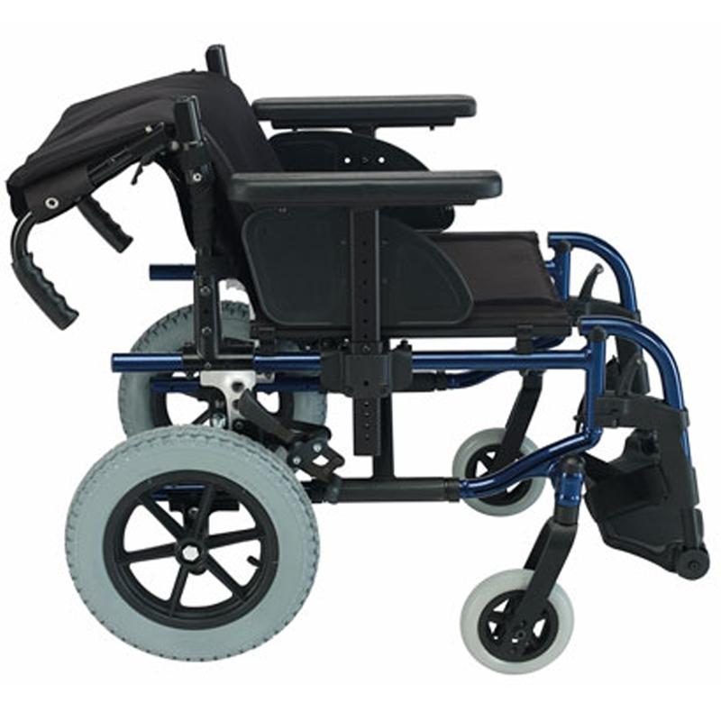 e4771893a4da8 Silla de Ruedas Breezy Style X   Style X Ultra - Ortopedia Mimas