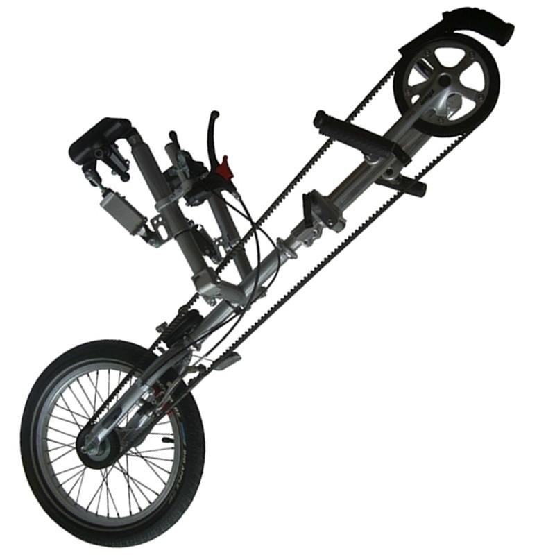 Handbike Manual City Compact
