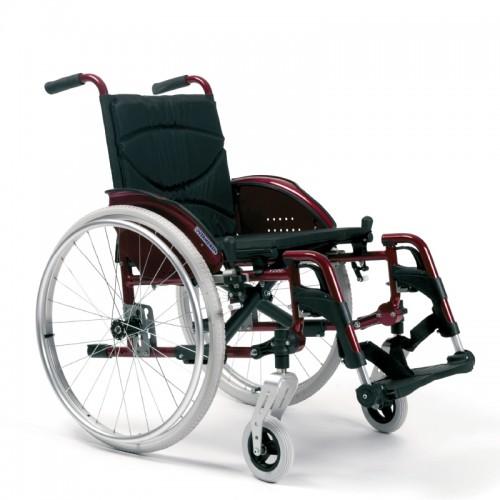 Silla de ruedas ligera V200 GO