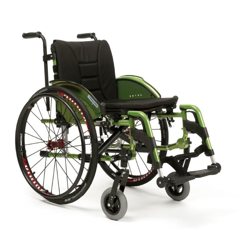 Silla de ruedas activa V300XR