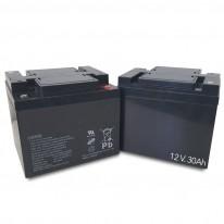 Baterías de Gel 12V. 30Ah.