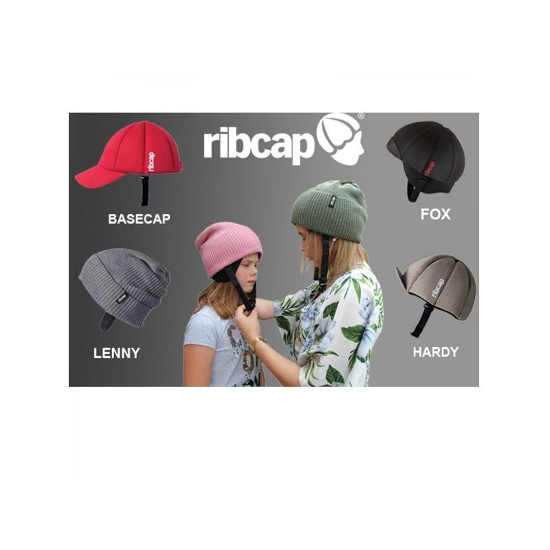 "Cascos de Protección Craneal ""RIBCAP"""