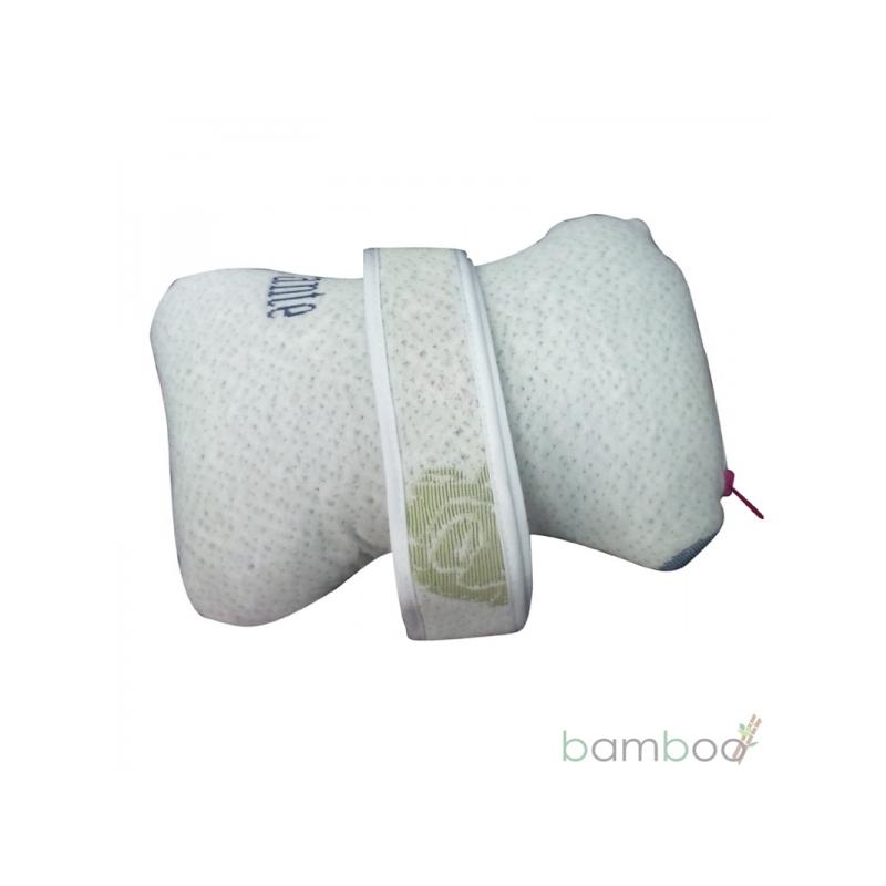 Almohada de Rodilla Antiescaras Bambú