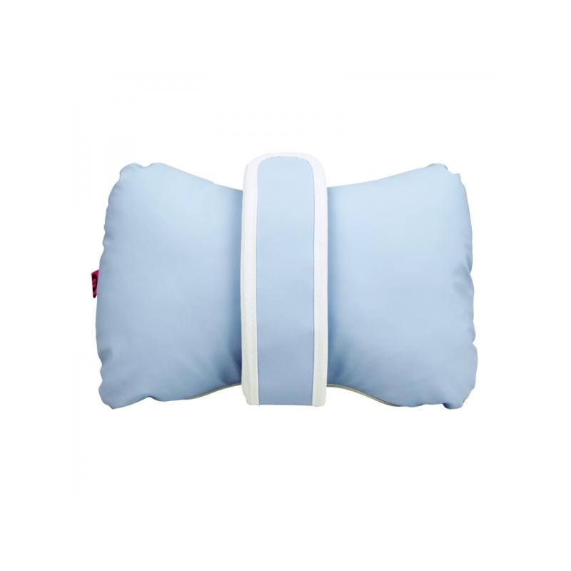 Almohada de Rodilla Antiescaras Celeste