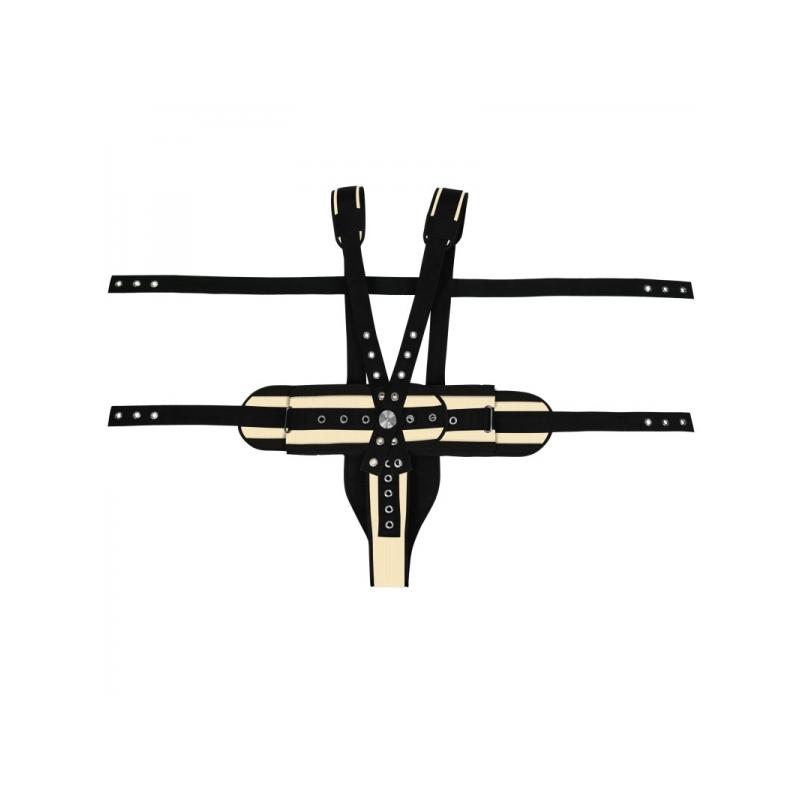 Cinturón Perineal Cama Torax Ironclip 90/M