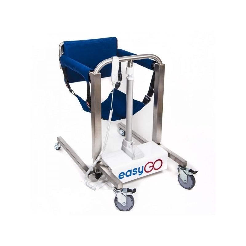 Silla - Grúa Especial para el Traslado de Pacientes EasyGo