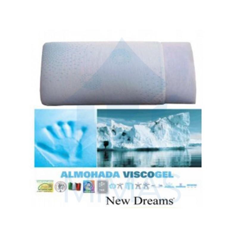 Almohada Viscoelástica Gel