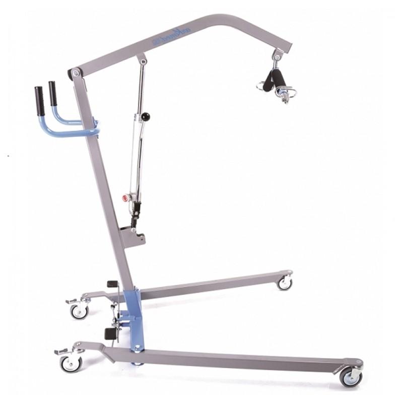 Grúa Traslado Hidráulica a Pedal
