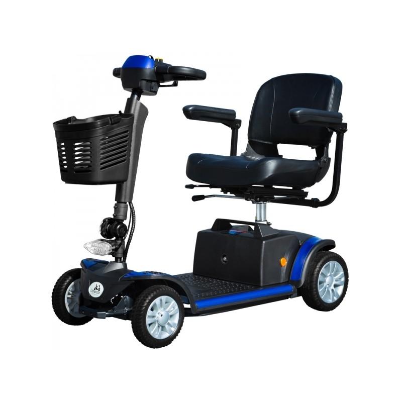 Scooter Eléctrico de 4 Ruedas Desmontable Vento
