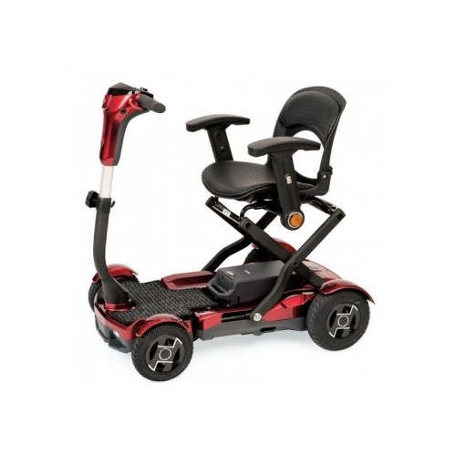 Scooter Eléctrico Plegable de 4 Ruedas I-Laser