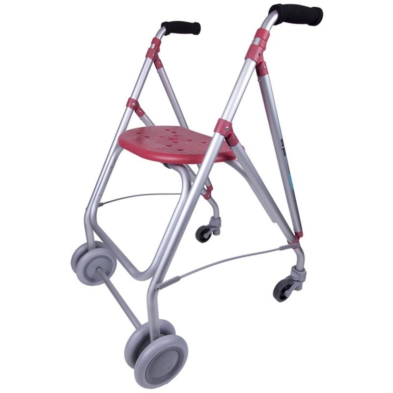 Andador  4 ruedas ARA PLUS