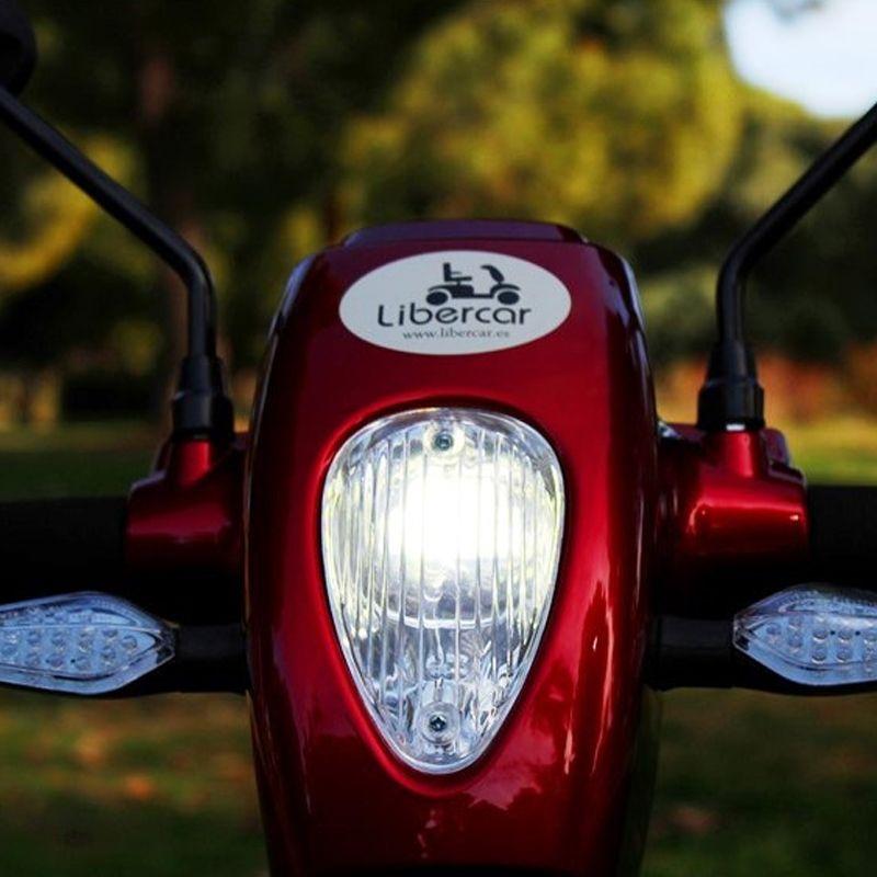 Scooter Eléctrico de 4 Ruedas Urban