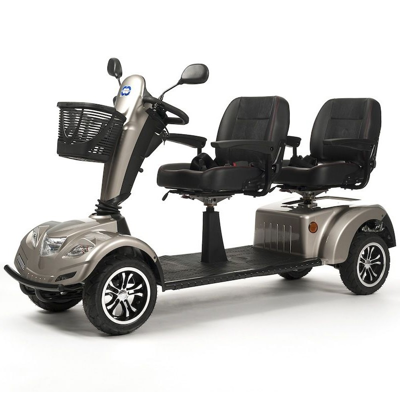 Scooter Dos Plazas Carpo Limo