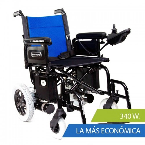 Silla de Ruedas Eléctrica Plegable Power Chair
