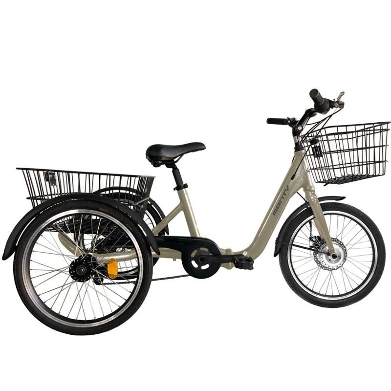 Triciclo Eléctrico Plegable E132