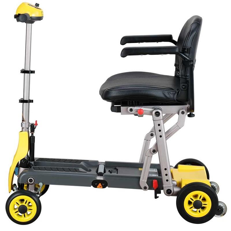 Scooter Eléctrico de 3 Ruedas Plegable Yoga