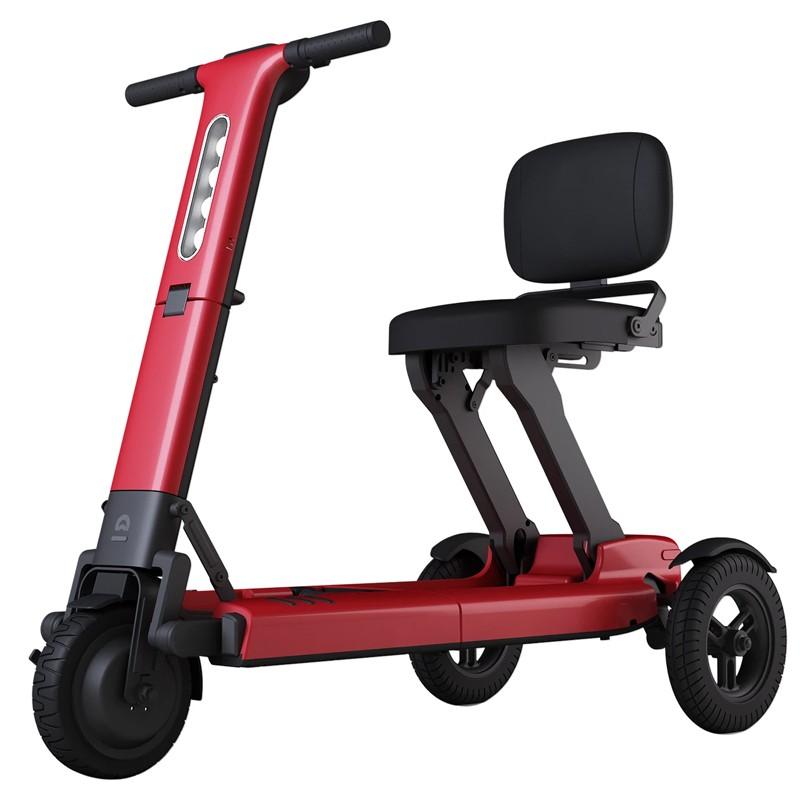 Scooter Eléctrico Plegable de Tres Ruedas RELYNC R1