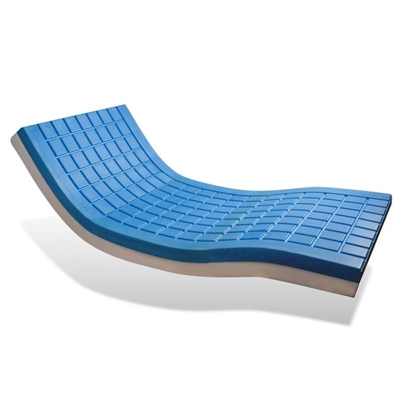 Colchón viscoelástico Combiflex para camas articuladas