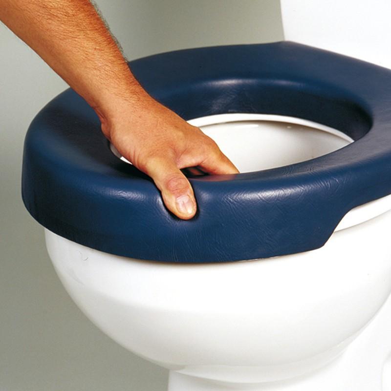 Elevador WC Blando Blue