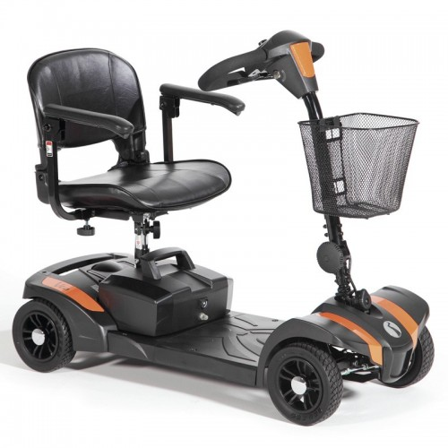Scooter Eléctrico Desmontable y Portátil VEO