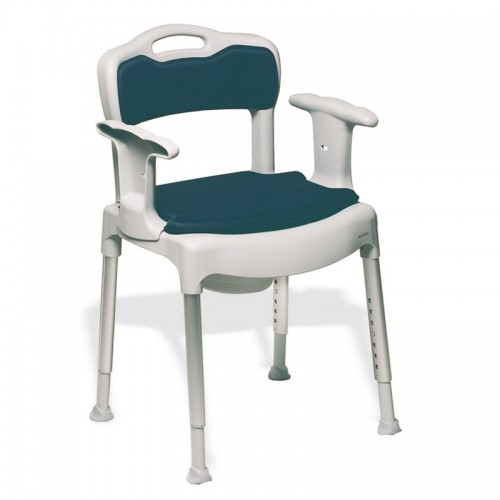 Silla con Inodoro Regulable en Altura Commode SWIFT