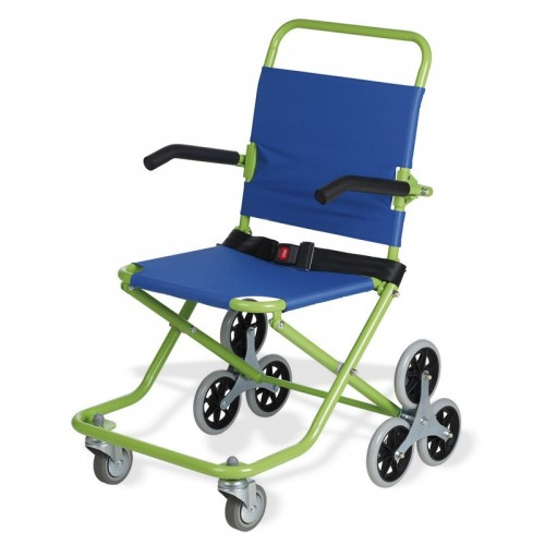 Silla de Ambulancia subeescaleras manual