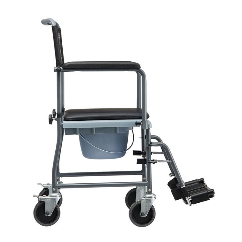 Silla de ruedas con Inodoro RESIDENT
