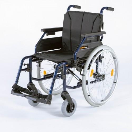 Silla de ruedas de aluminio Gades GAP