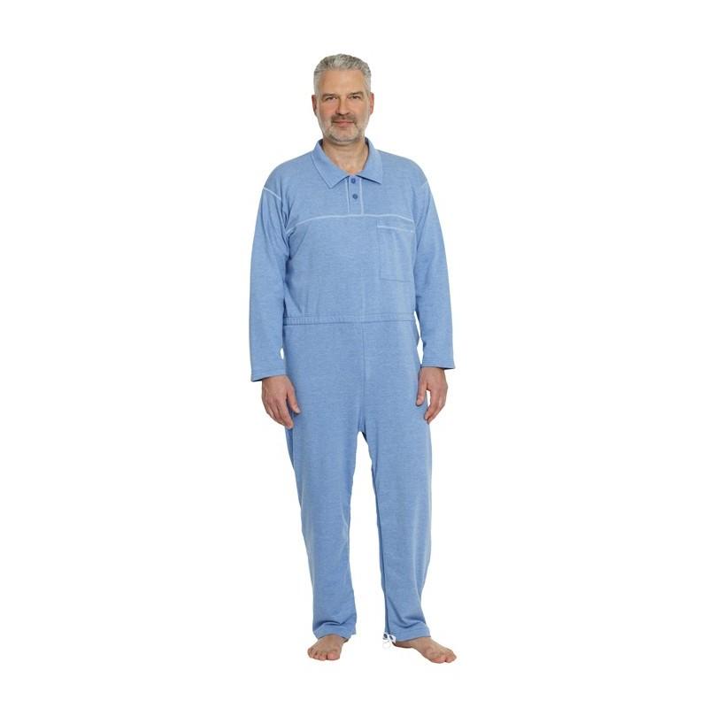 Pijama casero Azul Jeans