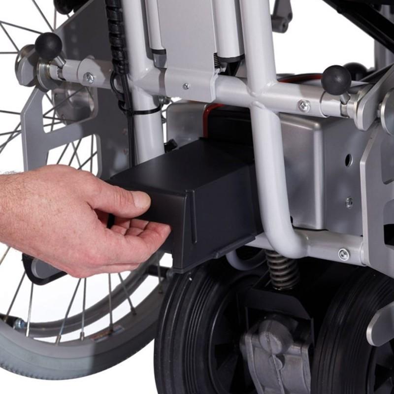 Ayuda motorizada para empuje y frenado Togo