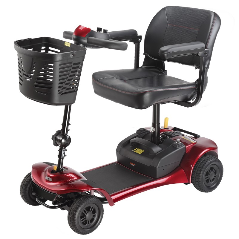 Scooter Eléctrico de 4  Ruedas LeMans III